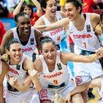 España-Francia, final del Eurobasket femenino