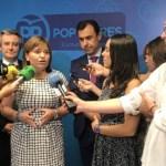 Antonio Clemente, Juan Giner, María José Català y Blanca Garrigues dirigirán la gestora del PP de Valencia