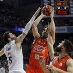 79-86. Valencia Basket iguala en Madrid la Final de la Liga Endesa