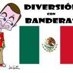 DIVERSIÓN CON BANDERAS: MÉXICO