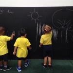 Más de 150 niños en riesgo de exclusión social inician el curso en las escuelas infantiles de Casa Caridad