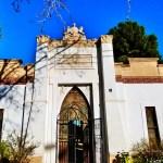 El cementerio británico protestante de Valencia sigue en ruinas