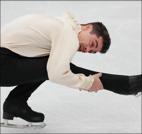 ES NOTICIA…Javier Fernández, sextacampeón olímpico.