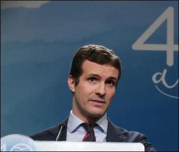 ES NOTICIA…El PP admite la dificultad para garantizar que en Cataluña se estudie en castellano