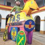 XXX EDICIÓN DE LA FALLA DE LAS FUERZAS ARMADAS Y GUARDIA CIVIL