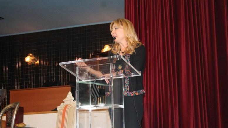 La presidenta el Colegio de Médicos, Dra. Mercedes Hurtado../Img ICOMV