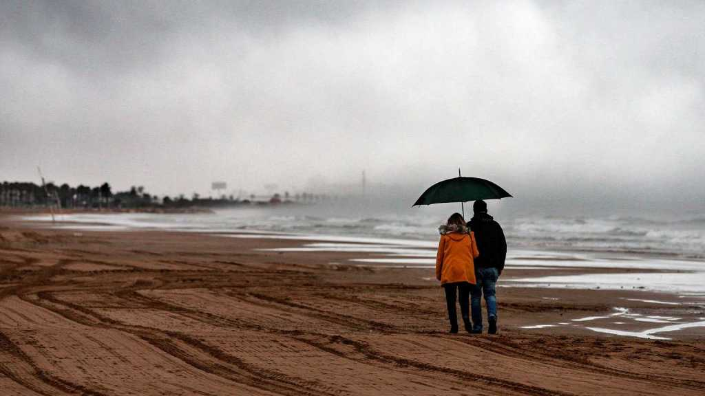 Aemet prevé lluvias débiles este martes/archivo