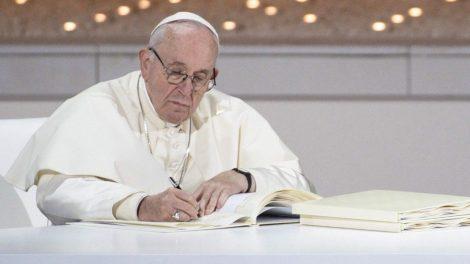 El Papa Francisco anima la difusión del Documento sobre la Fraternidad Humana/Img. Ecclesia