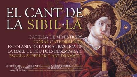 El Cant de la Sibi.la, Catedral de Valencia./Img. Archidiócesis