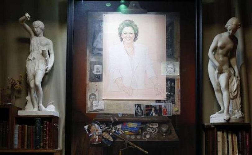 Retrato de Rita Barberá para el Ayuntamiento de Valencia/Img. Ayto