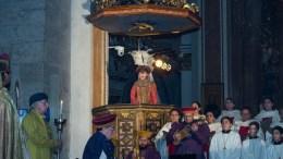 Representación del Cant de la Sibil.la/Img. J.M. Ramón