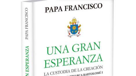 Portada del libro del Papa Francisco 'Una gran esperanza'/Img. Romana Ed.