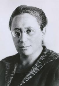 La matemática alemana Emmy Noether/Img. Wp.