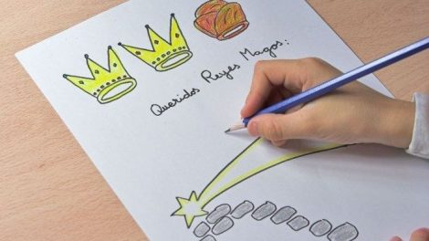 Como ayudarles a escribir la carta a los Reyes Magos/Img. Etapainfantil
