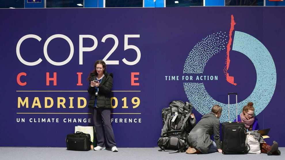 Cumbre del clima 2019, Madrid