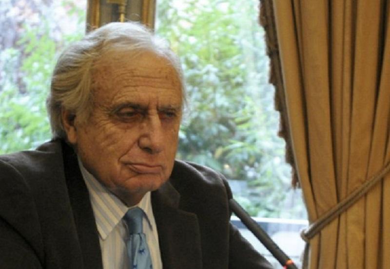 Jorge de Esteban Alonso, catedrático español de Derecho Constitucional.