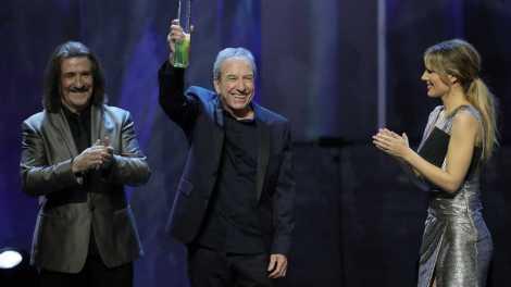 Jose Luis Perales, Premio Odeón de Honor a toda su trayectoria/Rtve