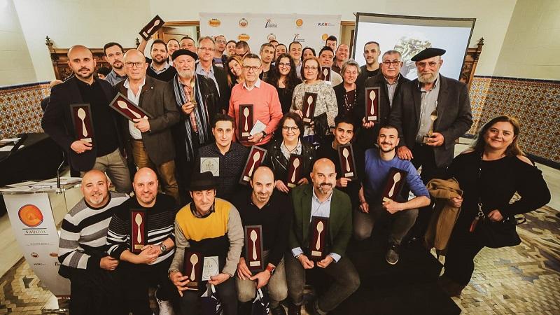 Premios Wikipaella 2020