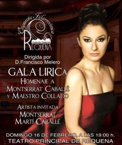 Cartel del concierto/OFR