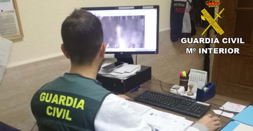 Img. archivo Guardia Civil