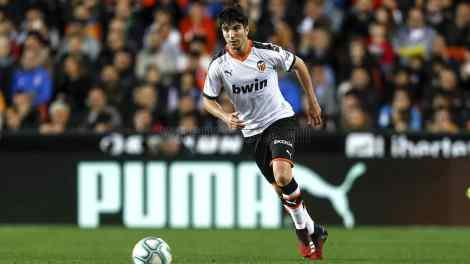 Carlos Soler marcó el gol de la victoria ante el Celta/VCF
