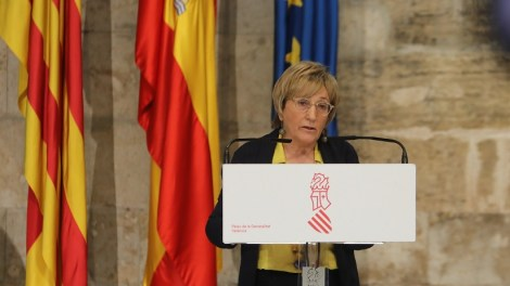 La consellera de Sanitat Universal i Salut Pública, Ana Barceló,/GVA