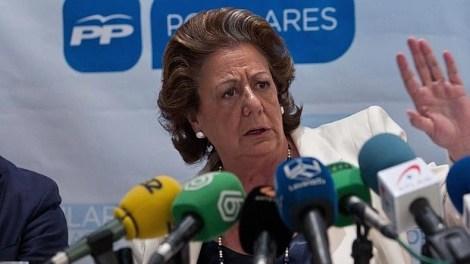Rita Barberá Nolla, alcaldesa de Valencia de 1991 a 2015/informaValencia.com