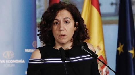 Irene Lozano, presidenta del CSD/Rtve