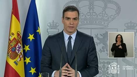 Comparecencia de Sánchez/LD