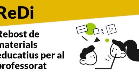'Rebost Digital', un espacio web con material didáctico para todas las etapas educativas./informaValencia.com