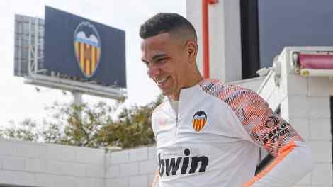 Rodrigo vuelve después de su lesión/VCF