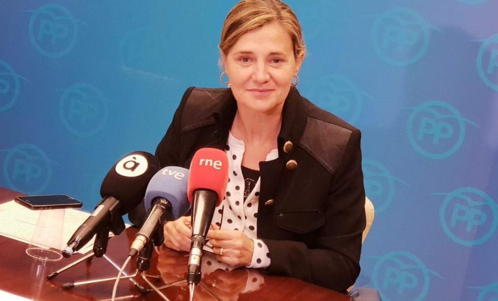 Elena Bastidas, portavoz de Política Social del Grupo Parlamentario Popular (GPP)/informaValencia.com