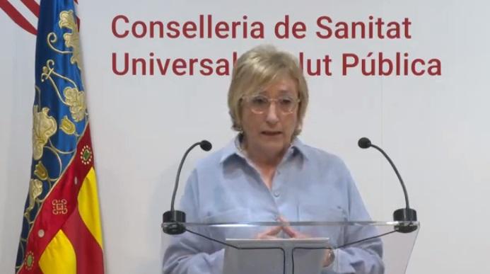 Ana Barceló, consellera de Sanidad CV./informaValencia.com