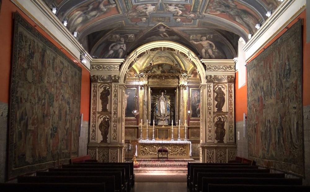 Iglesia del Patriarca, capilla de La Inmaculada/informaValencia.com