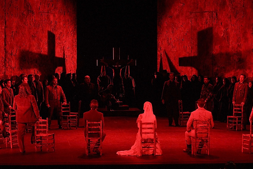 Les Arts inicia su tercera semana de ópera en línea con 'La vida breve'/GVA