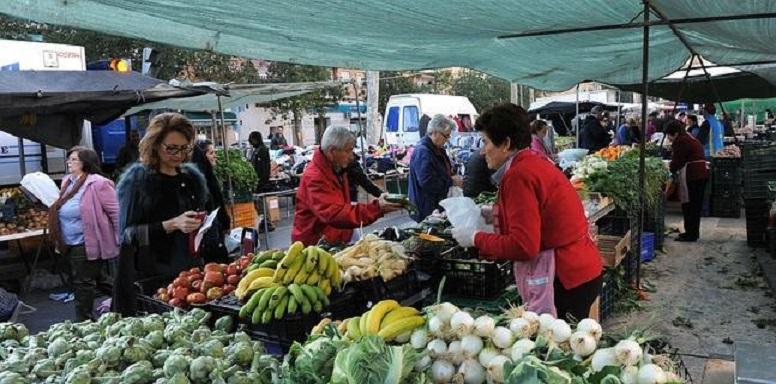 Mercadillos con puestos de alimentos en Valencia/InformaValencia.com