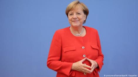 Ángela Merkel, física y política alemana que desempeña las funciones de canciller de su país desde 2005/dw