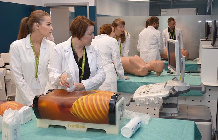 Respirador del Hospital Virtual de la UCV