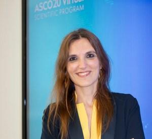La doctora Noelia Tarazona-INCLIVA