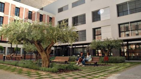 Patio de Santa Úrsula-UCV