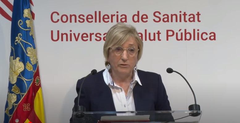 Ana Barceló, consellera de Sanidad de la Comunidad Valenciana/informaValencia.com