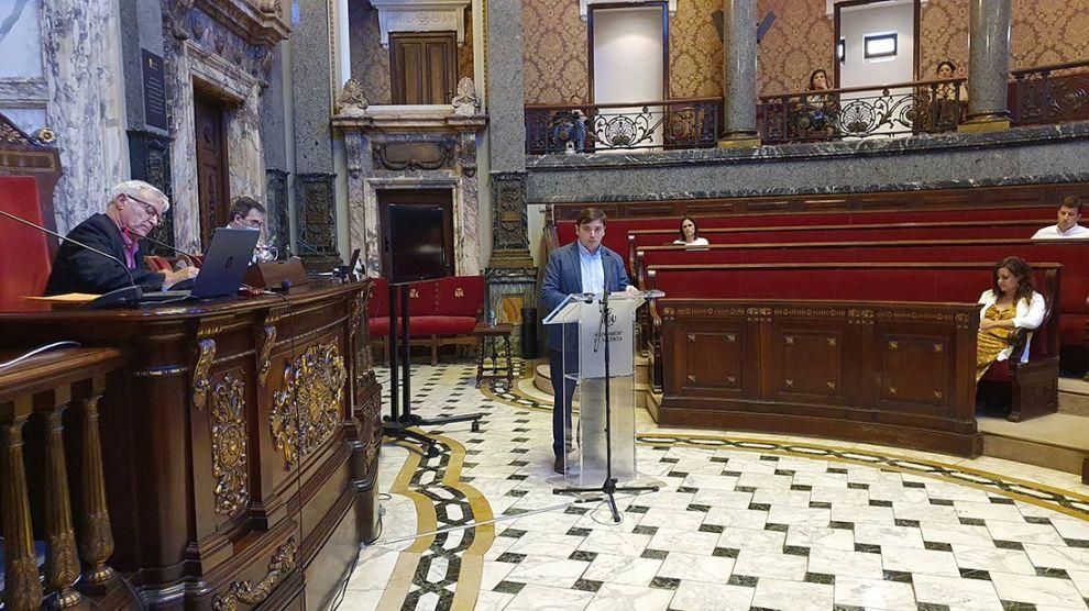 Ignacio Grande, director de Cáritas Diocesana en Valencia/AVAN