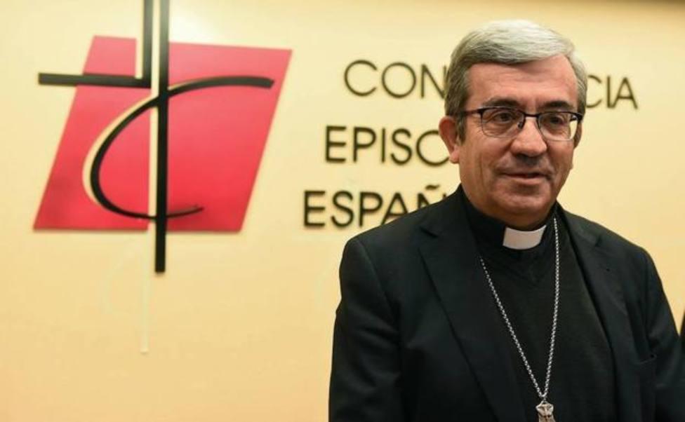 Luis Argüello, secretario general y portavoz de la Conferencia Episcopal Española/Cope