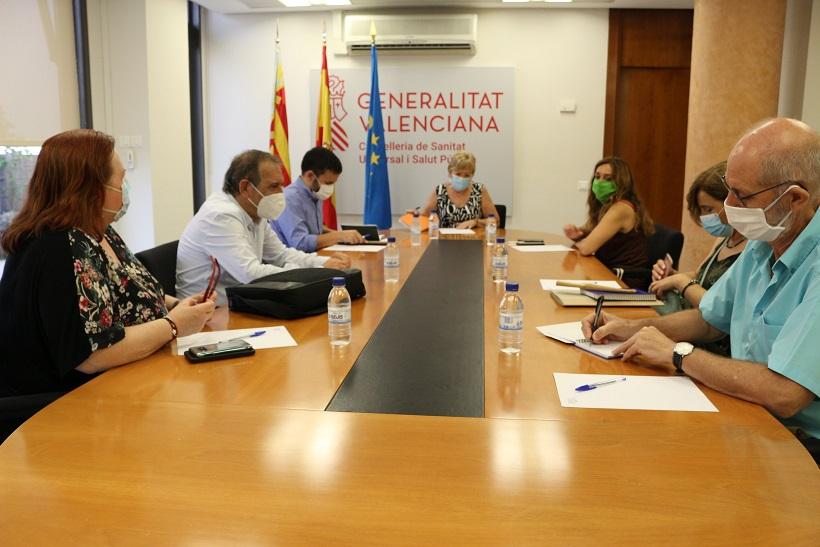 Reunión de las consellerías para comunicar el protocolo a los centros/informaValencia.com