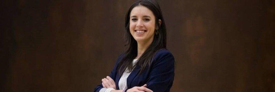Irene Montero, Grupo Puebla/Wp.