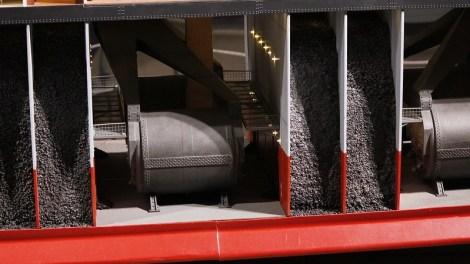 Calderas y carboneras del Titanic/Img. FT