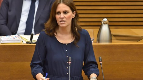 Beatriz Gascó, portavoz de Educación del Grupo Popular en Les Corts,- informaValencia.com