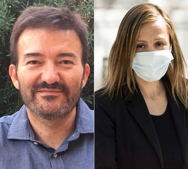 Jose Manuel Calvete y Marta Flor/LD