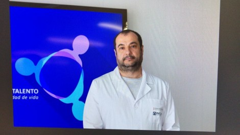Doctor Felipe Javier Chaves - INCLIVA