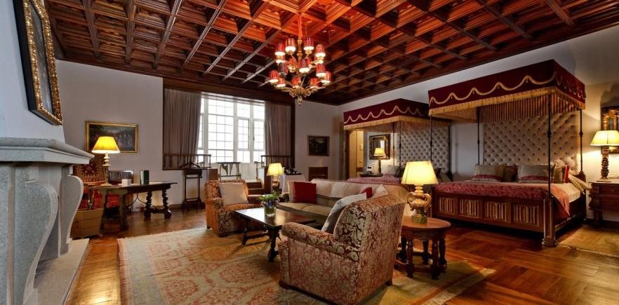 Suite, habitación única, denominada del Cardenal - informaValencia.com